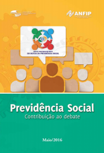 Livro Previdência Social: Contribuição ao Debate Maio/2016